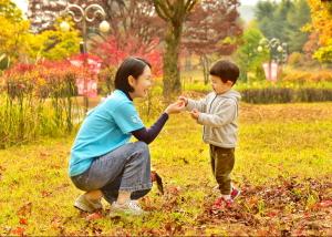 엄마와 함께하는 가을여행