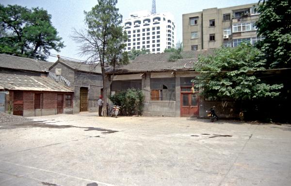 한인학생 특별반을 만들었던 중국 낙양군관학교의 현재 모습