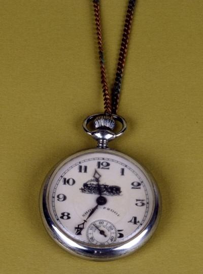 윤봉길 의사와 김구 선생이 교환한 시계